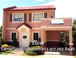 Elaisa Camella Homes Antipolo Rizal