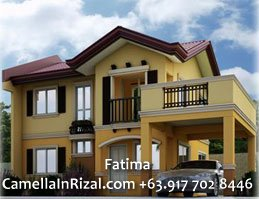 Fatima Camella Homes Antipolo Rizal