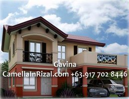 Gavina Camella Homes Antipolo Rizal
