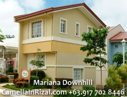 mariana-downhill-camella-homes-antipolo-rizal